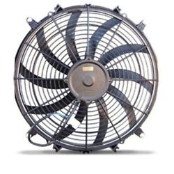 Afco 80177 Electric Cooling Fan 16 Inch S-blade