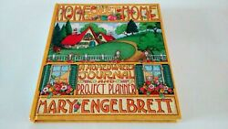 Vtg Home Sweet Home- Homeowner's Journal And Project Planner Mary Engelbreit Nos