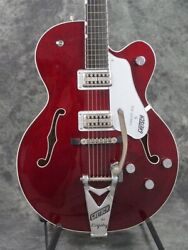 2005 Gretsch G6119 Tennessee Rose Guitar G 6119 With Case