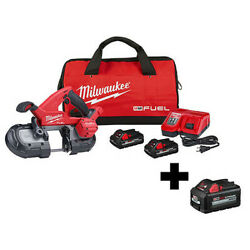 Milwaukee 2829-22 48-11-1865 Portable Band Saw Kitblade 35 3/8 In L