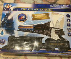 Lionel The Polar Express Ready-to-play Set, Battery-powered Collectible