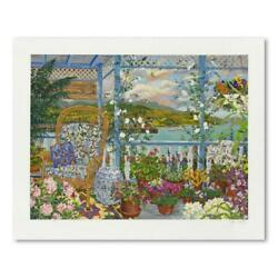 John Powell Quiet Moment Limited Edition Serigraph