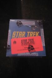 2018 Star Trek The Original Series The Captain's Collection Archive Box A + B