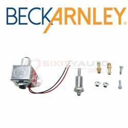 Beck Arnley Electric Fuel Pump For 1959-1964 Hillman Minx - Air Delivery Fy