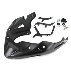 Belly Pan / Engine Cover / Under Cowl Fit Honda Cb650r 19-21 Cb650f 14-21 Tc
