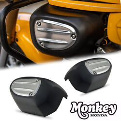 Honda Monkey 125 Side Engine Air Filter Cover Guard For Monkey 125 Z125 2018-21