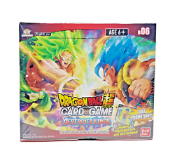 Dragon Ball Super Card Game - Destroyer Kings Booster Box Sealed X 1 [lot 3]