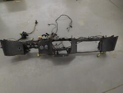 70 Mustang Shelby Boss 429/302 Mach1 Tachometer Dash Wiring And Lower Dash
