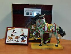 Trail Of Painted Ponies Drummer Boynewfirst Ed 1e/699dillards Figurinerare
