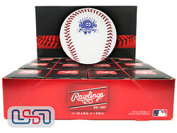 12 1990 All Star Game Official Mlb Rawlings Baseball Chicago Cubs Boxed -