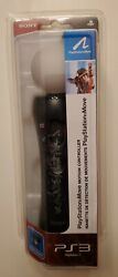 Sony Playstation Move Motion Controller - Black Cech-zcm1u New Sealed Ps3 Ps4