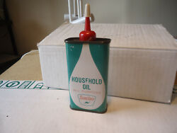 Sinclair Household Oiler Oil Can Vtg Gas Station Man Cave Advertising