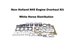 Engine Overhaul Kit Std Fits Farmall 110a Tractor With N45 Engine