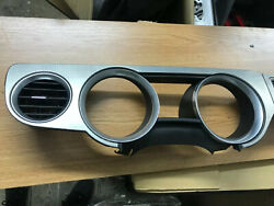 2010- Ford Mustang Shelby Gt500 Speedometer Bezel Trim Cover W/dash Vents