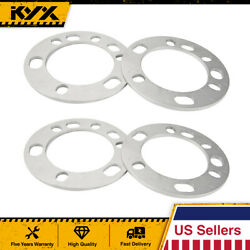 4 Pc Wheel Spacers Adapters 6x5.5 Or 5x5.5 1/4 Fits Many 5 And 6 Lug