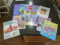 Assortment Of 10 Toy Catalogs