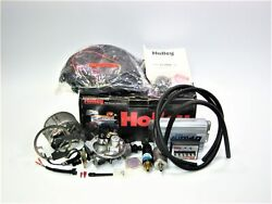 Holley 700-53 Marine Sterndrive 4.3l Motor 4d Pro-jection Fuel Injection Kit New