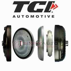Tci 242931 Transmission Torque Converter For Automatic Hard Parts Bv