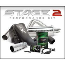 Edge 29122-d3 04.5-05 6.6l Duramax Sclb Stage 2 Cts3/dry Cai Kit