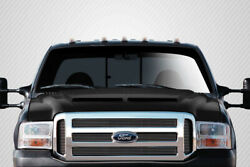Carbon Creations Cvx Hood For 99-07 F250 F350 F450 F550/00-05 Excursion