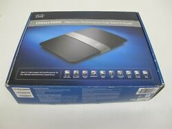 Cisco Linksys E4200 Dual-band N Router