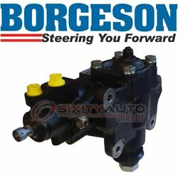 Borgeson Steering Gear Box For 1968-1986 Chevrolet C20 Suburban - Related In