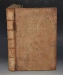 Rev H Southwell The New Book Of Martyrs Or Complete Christian Martyrology Ca1770