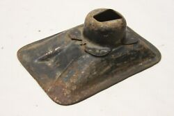 Original 1960and039s 1970and039s Ford Chevy Mopar Car Truck Accessory Bumper Jack Base