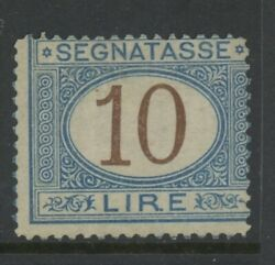 Italy Mint J19 Og Lh Clean And Sound