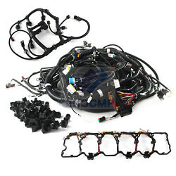 Pc200-8m0 Complete Wiring Harness For Komatsu Mainandengineandinjector Wire Harness