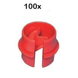 3/4 Inch Plastic Romex Wire Connectors Snap In Ul Listed 100 Pcs