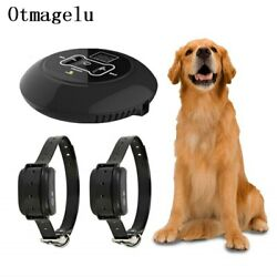 Pet Dog Wireless Electric Fence Containment System Wireless Signal Transmitter D