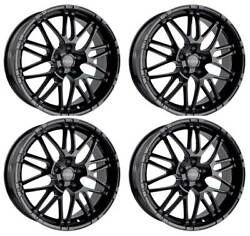 4 Alloy Wheels Oxigin 14 Oxrock 8.5x20 Et40 5x108 Sw For Land Rover Discovery Fr