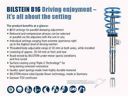 Bilstein Shocks 48-136648 Performance Suspension System 02-08 Cooper