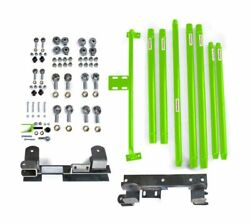 Steinjager Long Arm Suspension Upgrade-neon Green Wrangler Tj J0046060