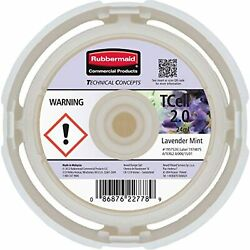Rubbermaid Commercial Tcell System Fragrance Refill, 6 / Carton Quantity