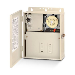 Intermatic Two Circuit Pool Equipment Control With Freeze Protection - Pf1202t