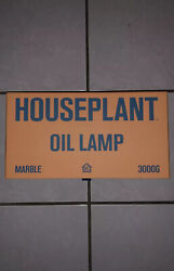 Houseplant Oil Lamp By Seth Rogan In Hand Ships Fast Ash Tray