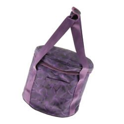 Oxford Cloth Carrier Bag Crystal Singing Bowl Carry 12inch Camouflage