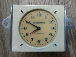 1936 Hudson Clock Excellent Fully Reconditioned Deluxe, Custom
