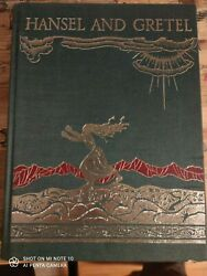 Hansel And Gretel Vintage Limited Edition 1984andnbsp Illustrated By Kay Nielsen.