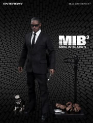 1/6 Real Masterpiece Collectible Figure/men In Black 3 Will Smith As Agent J