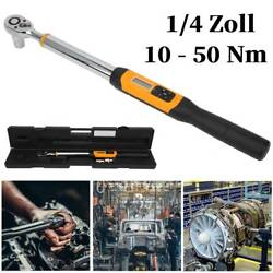 Torsion Wrench Digital Display Spanner Key Hand Tools Drive 1/2inch 10 To 200 Nm
