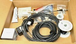10 Pc Lot Of Surveyor's Gps Tools - Parts - Pieces / Thales Monster Cable And More