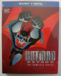 Batman Beyond The Complete Series Blu-ray + Digital New And Factory Sealed