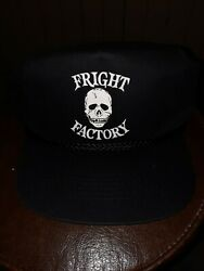 Fright Factory Haunted House Hat