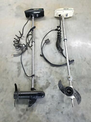 Pinpoint Fish Finder Boat Positioning System Parts Lots Of Parts Motors Displays