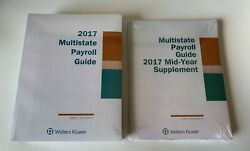 Multistate Payroll Guide, 2017 Edition And Mid-year Supplement - John G. Buckley
