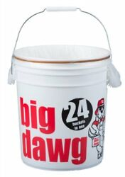Dripless The Big Dawg Multi Liner Bucket With 24 Liners 5 Gallon Pail