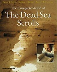 The Complete World Of The Dead Sea Scrolls The Complete Series By Davies, P…